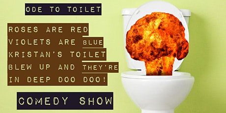 Ode to Toilet - Fundraiser tickets