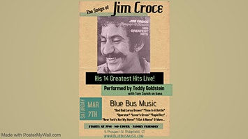 Jim Croce Tribute