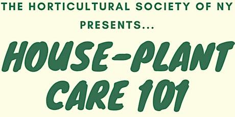 Houseplant Health 101 w/ Briana Tedder tickets