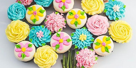 Family Event: Spring Bouquet Cupcakes! tickets