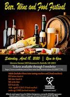 Beer, Wine & Food Festival At Glenview Mansion in Rockville