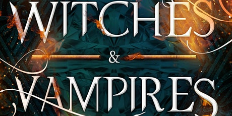Book Signing - Witches and Vampires by Brianna Witte tickets
