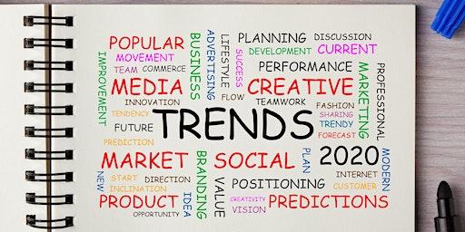 Social Media Trends for 2020 - 3/10/2020