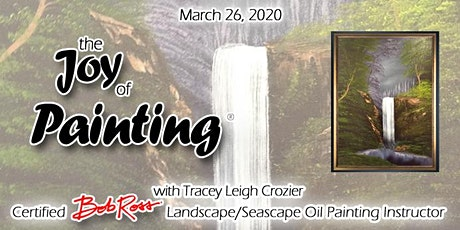 The Joy of Painting® with Certified Bob Ross Oil Painting Instructor® Trace tickets