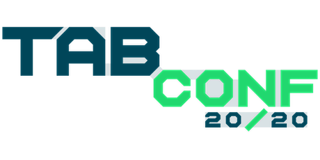TABConf 2020 tickets