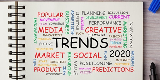 Social Media Trends for 2020 - 3/17/2020
