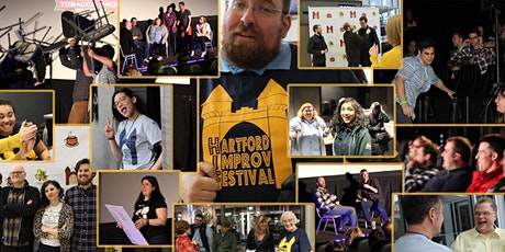Hartford Improv Festival 2020: Saturday Show Pass #HIF2020 tickets