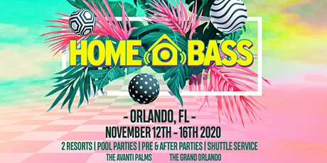 Home Bass Orlando Resort and Shuttle Packages tickets