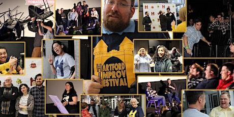 Hartford Improv Festival 2020: Sunday Show Pass #HIF2020 tickets