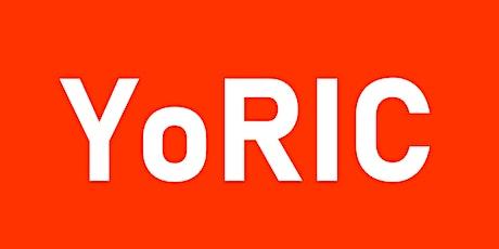 YoRIC March 2020 meet-up - Digital Trains tickets