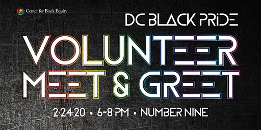 Volunteer Meet & Greet