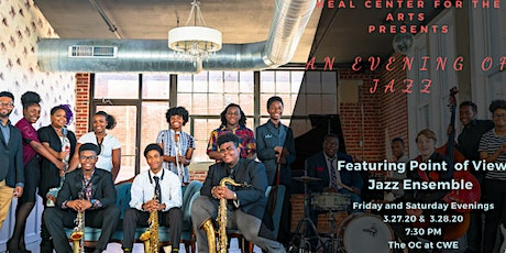 "HEAL CENTER FOR THE ARTS PRESENTS ""AN EVENING OF JAZZ""  tickets"