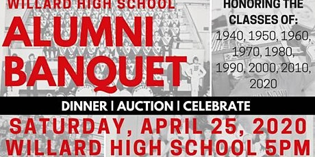 WHS Alumni Banquet tickets