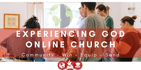 Experiencing God Online Church tickets