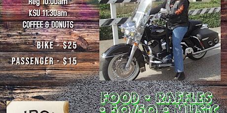 Ride for Randy Memorial Ride #6 (4 Leukemia & Lymphoma Society) tickets