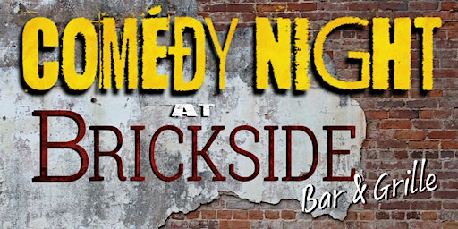 SkillSwitch Entertainment Presents: Comedy Night At Brickside March 2020
