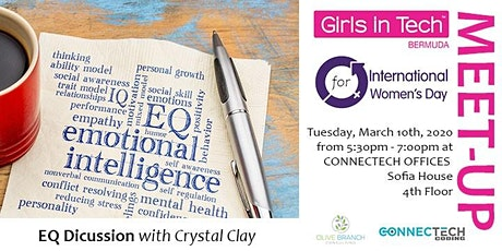 International Women's Day | Emotional Intelligence  with Crystal Clay tickets