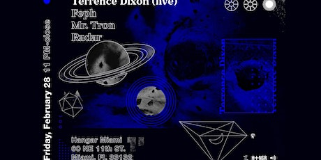 Terrence Dixon (live) by Zosimos & Un_Mute tickets