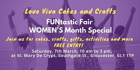 Women's Month FUNtastic Fair tickets