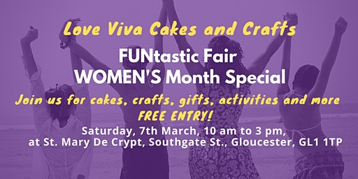 Women's Month FUNtastic Fair