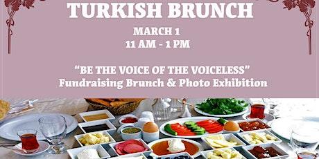 Fundraising Brunch & Photo Exhibition tickets