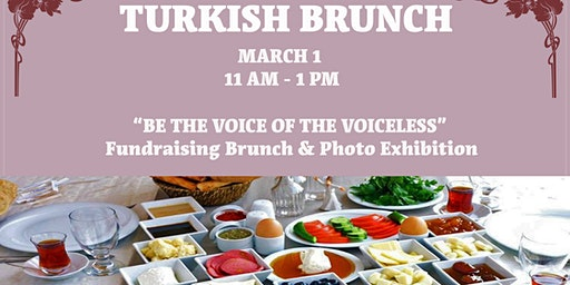 Fundraising Brunch & Photo Exhibition