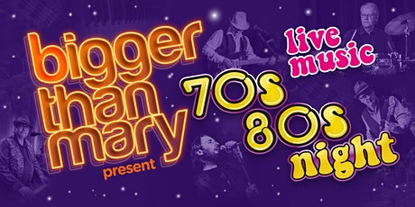70s 80s Night tickets