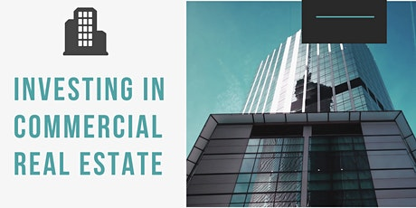 Investing in Commercial Real Estate Houston, TX tickets