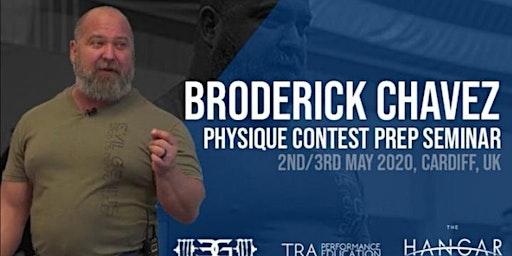 Broderick Chavez: Physique Contest Prep Seminar 2020