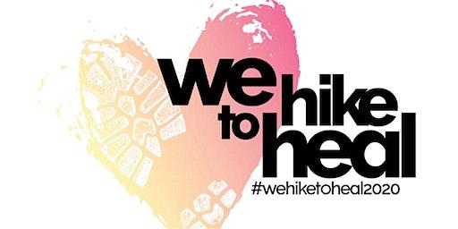 #wehiketoheal