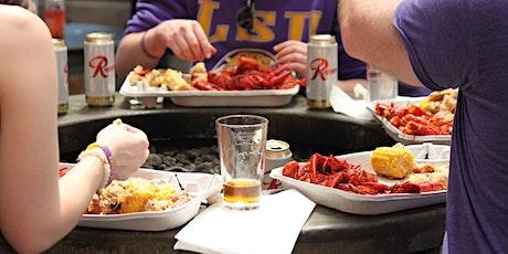 2020 Seattle LSU Alumni & Friends Crawfish Boil tickets