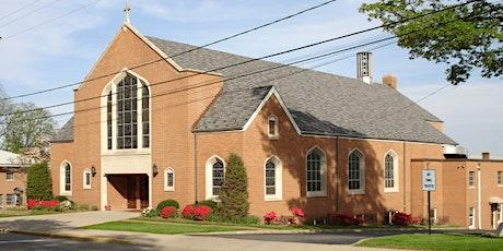 Men's Society Lenten Retreat @ St. Cecilia's Church, Rockaway, NJ tickets