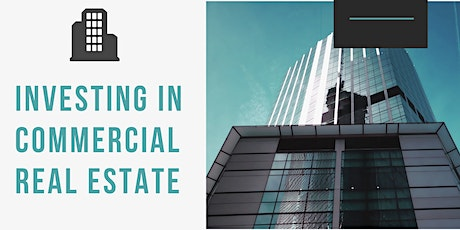 Investing in Commercial Real Estate DFW, TX tickets