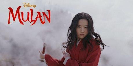 Mulan (UK Premiere) tickets
