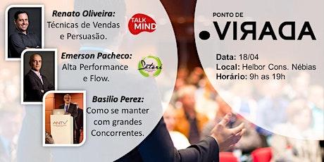 Ponto de Virada tickets