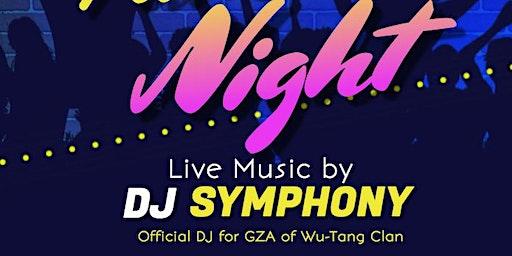 DJ Night Paint & Sip