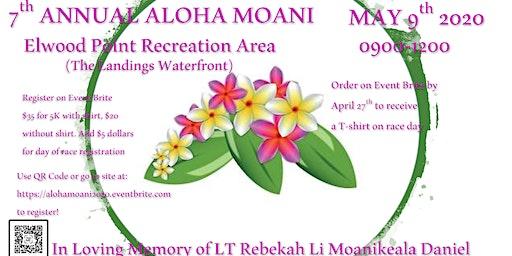 7th Annual Aloha Moani 5K
