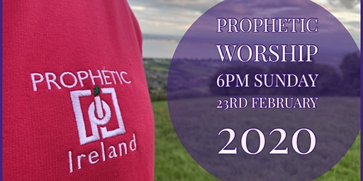 Prophetic worship evening