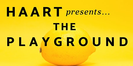 HAART - The Playground Exhibition | 28 May - 3 June 2020 tickets