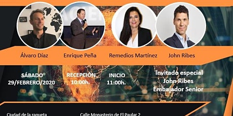 Negocio Digital de Vanguardia 29-02-20 tickets