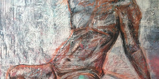 2 hour Life Drawing Class February 22nd 2pm. Female model.