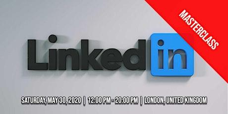 "Sat, May 30 - Seminar ""Linkedin Masterclass"" by Inga Ezera, Success Engine tickets"