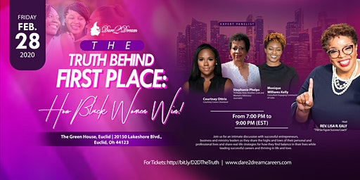 The Truth Behind First Place: How Black Women Win!