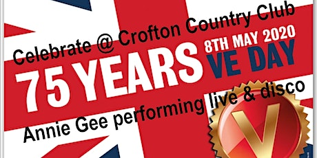 Celebrate VE Day tickets