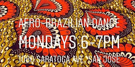 Afro-Brazilian Dance in West San Jose tickets