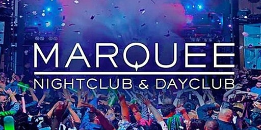 MARQUEE NIGHTCLUB - GUEST LIST (free drinks for ladies)