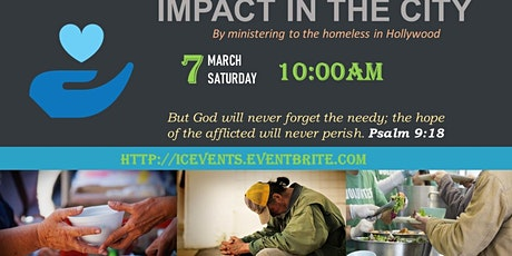 IMPACT IN THE CITY tickets