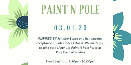 Paint and Pole Party tickets