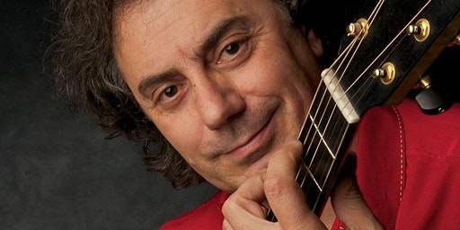 Pierre Bensusan--From Paris to the Moon!