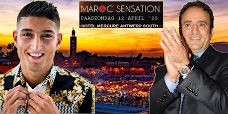 Maroc Sensation tickets